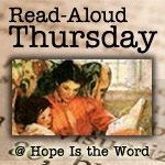 Read-Aloud Thursday at Hope Is the Word